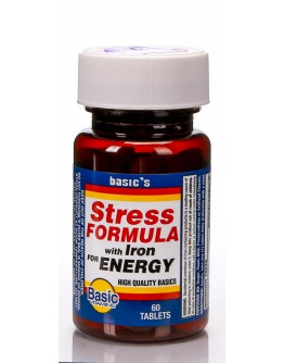 STRESS W IRON Tablets