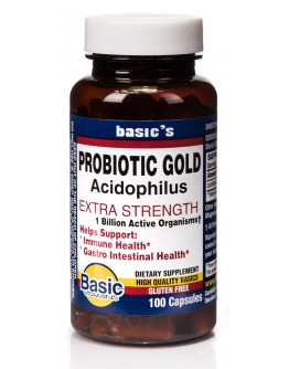 ACIDOPHILUS GOLD Capsules (1 Billion)