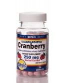 CRANBERRY EXTRACT 250mg. Capsules