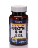 CO ENZYME Q-10 50mg. Softgels