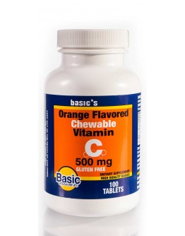 500mg. VIT C CHEW Tablets
