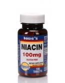 NIACIN 100mg. Tablets