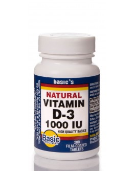 VITAMIN D 1000IU. Tablets