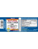 COD LIVER OIL Softgels