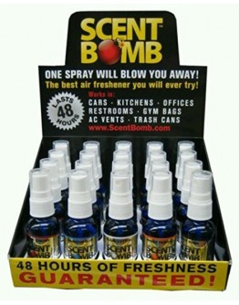Scent Bomb - Display Kit