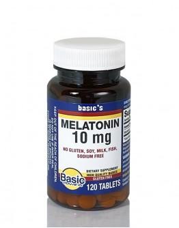 Melatonin 10mg. Tablets