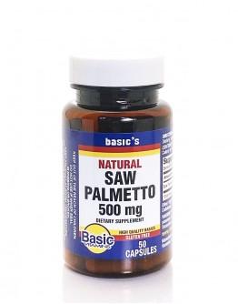 SAW PALMETTO Capsules 500mg