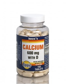 CALCIUM 600 W D Tablets
