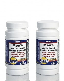 MEN'S MUITIVITAMIN FORMULA Tablets
