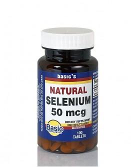 SELENIUM 50mcg. Tablets