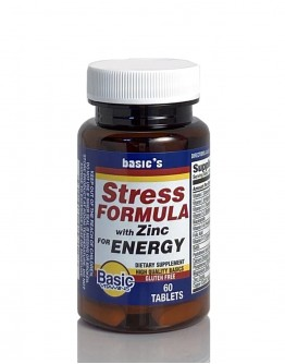 STRESS W ZINC Tablets