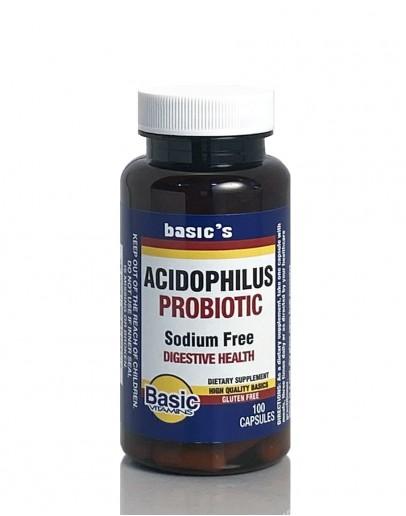 ACIDOPHILUS Capsules (30 million)