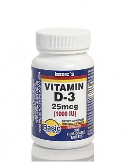 VITAMIN D 1000IU. Tablets