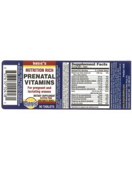 PRENATAL VITAMINS Tablets