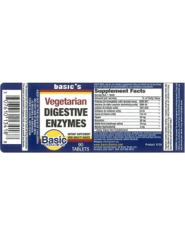 DIGESTIVE ENZYME COMPLEX TABLET