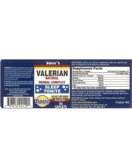 VALERIAN/SLEEP TONITE CAPLETS