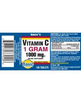 1 GRAM VITAMIN C Tablets
